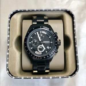 Fossil Watch NWT, Men's